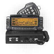 Kenwood TM-D700A Dual Band Mobile