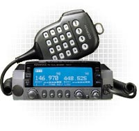 Kenwood TM-V7A Dual Band Mobile